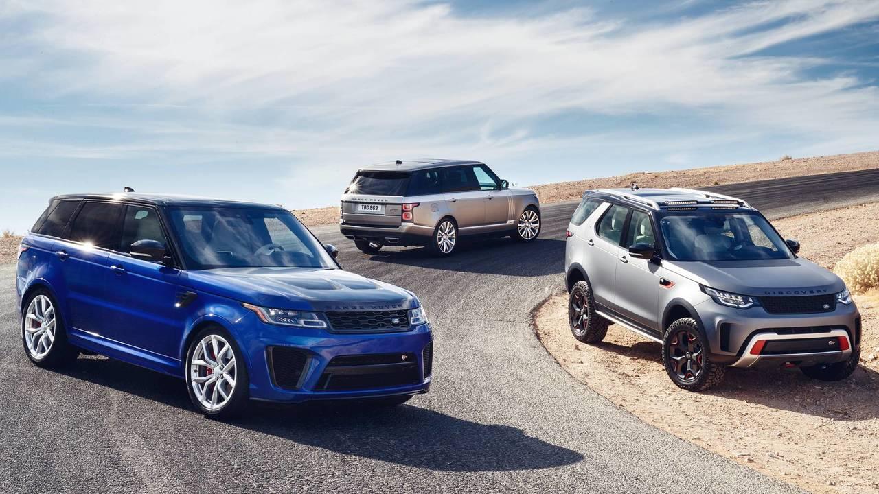 Gli 11 modelli iconici di Land Rover