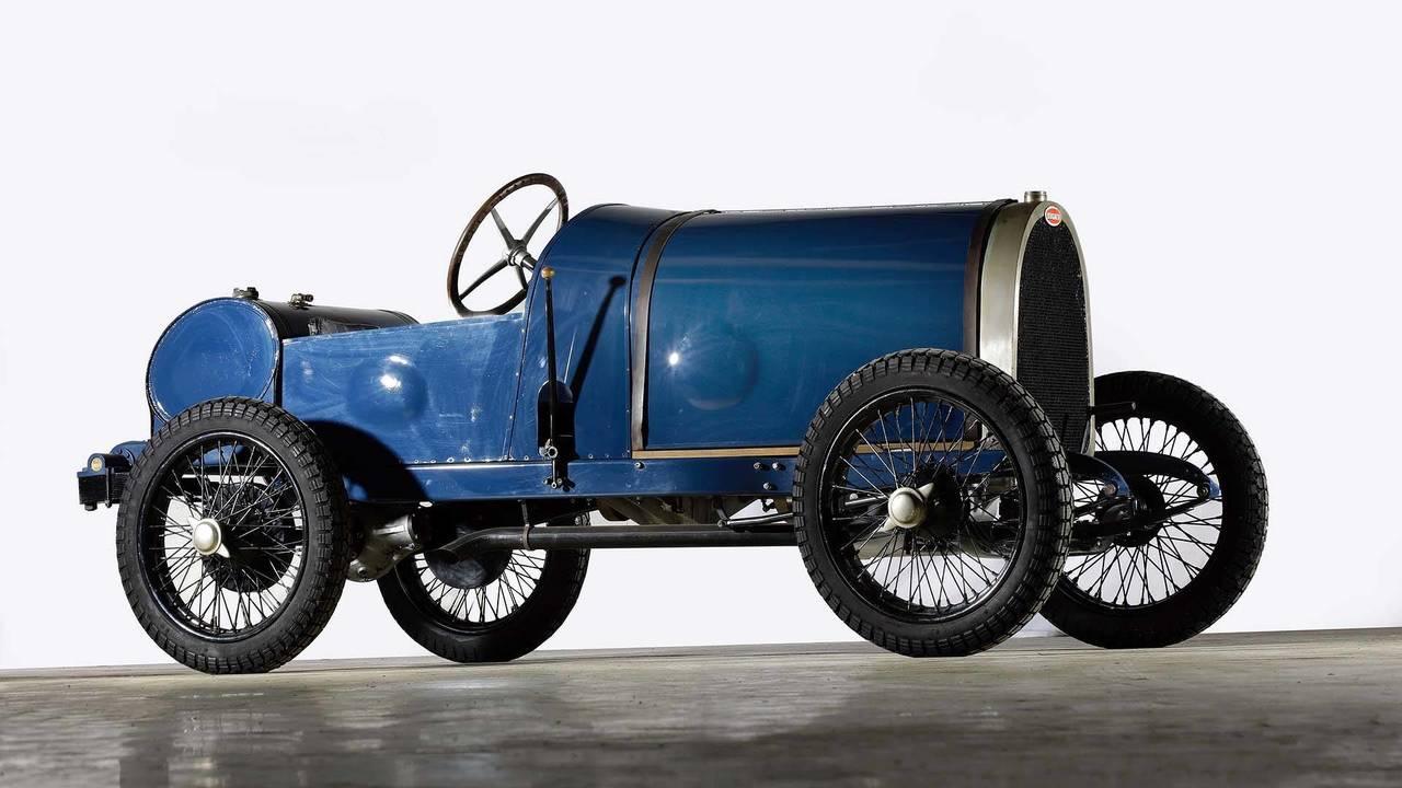 Bugatti Type 23 Brescia - 60'000 €