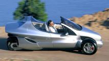 Vergessene Studien: Mercedes F300