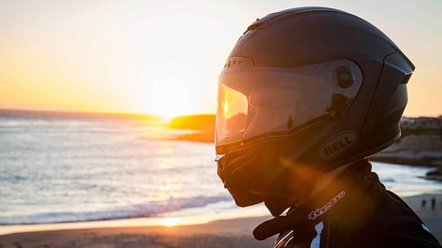 New Self-Tinting Helmet Visors Make Your Shades Obsolete