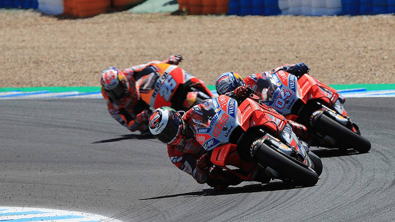Spanish GP Crash Involved Three of the Cleanest Riders