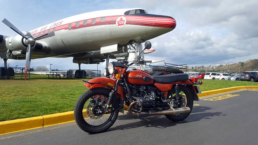 Twenty-Four Hours in Seattle With a Ural - Part 2