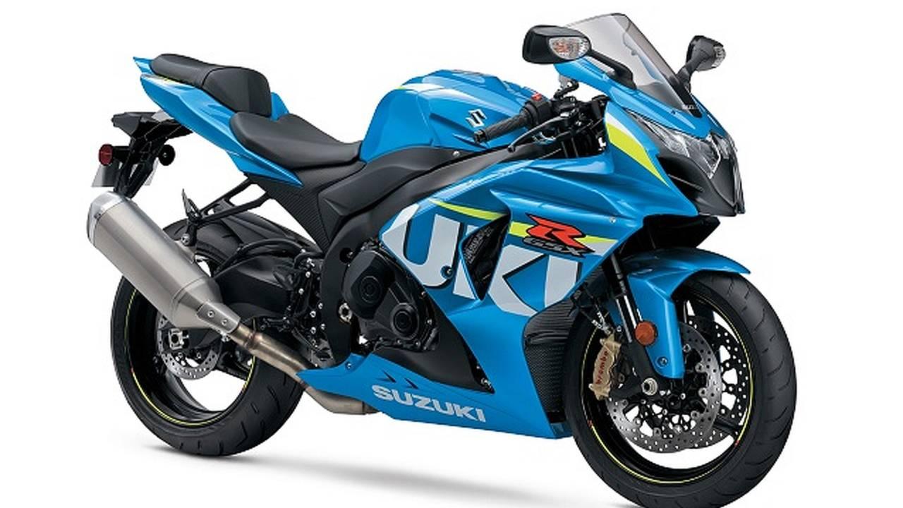 Suzuki's Latest Literbike - the GSX-R1000