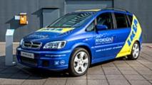 Opel auto idrogeno