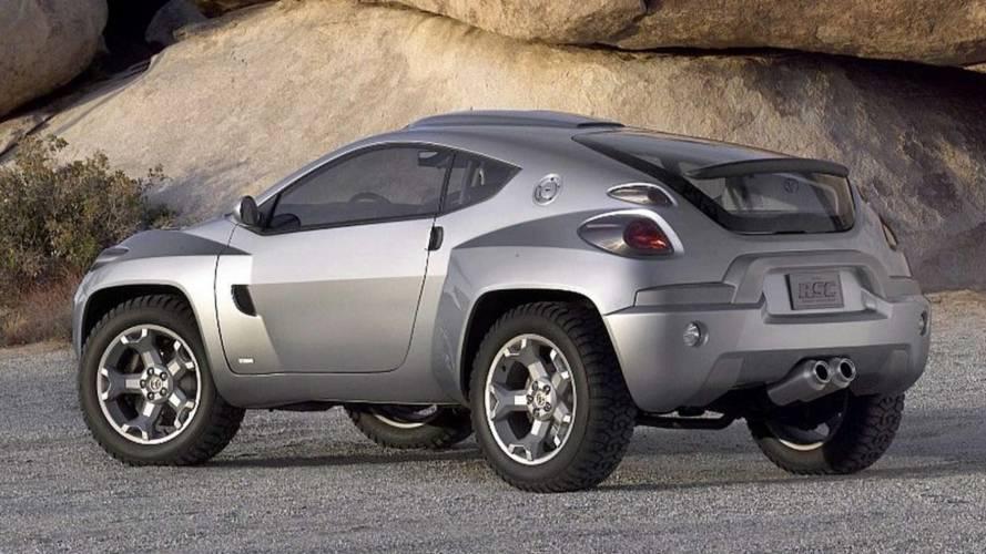 Toyota RSC concept (2001)