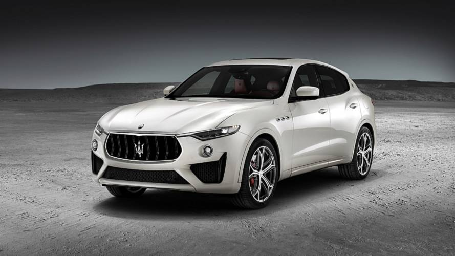 2019 Maserati Levante GTS revealed with 542-bhp