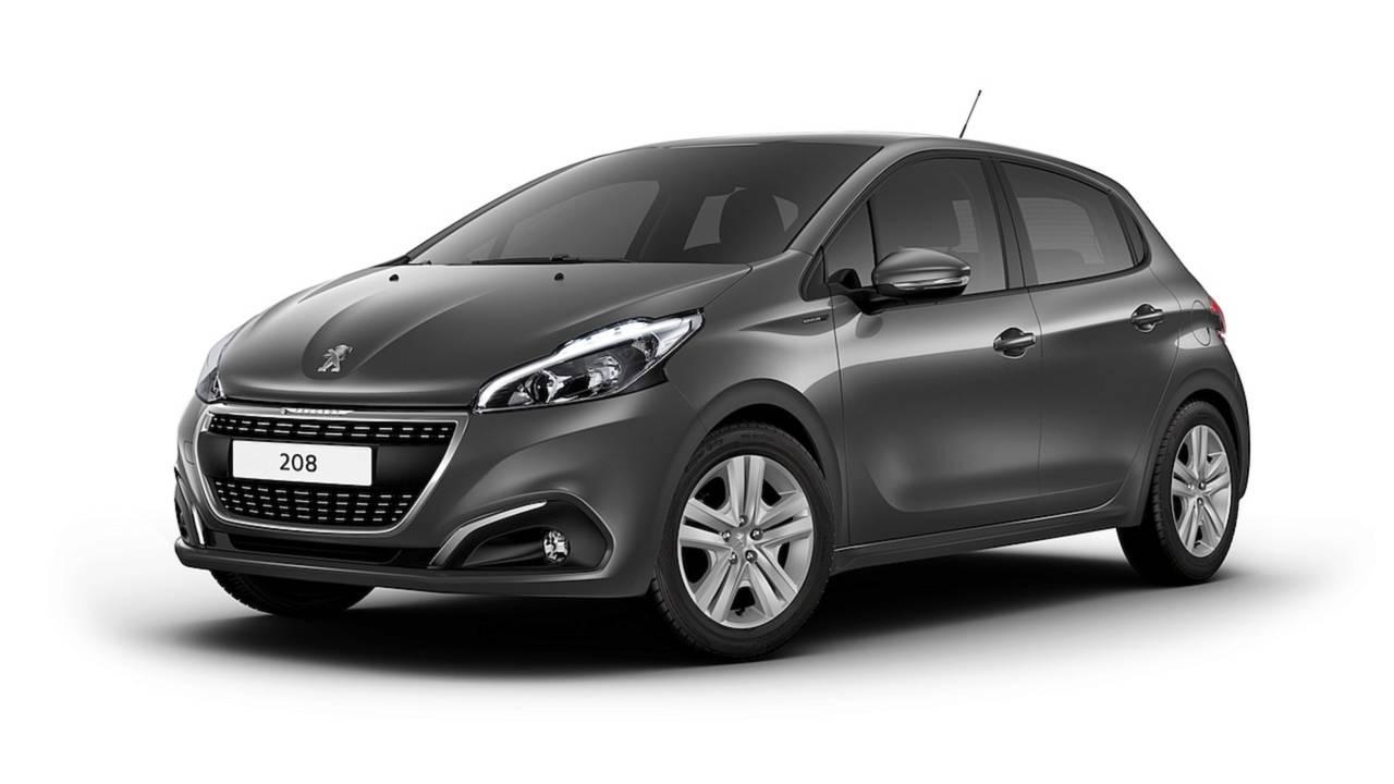Peugeot 208 Signature 2018