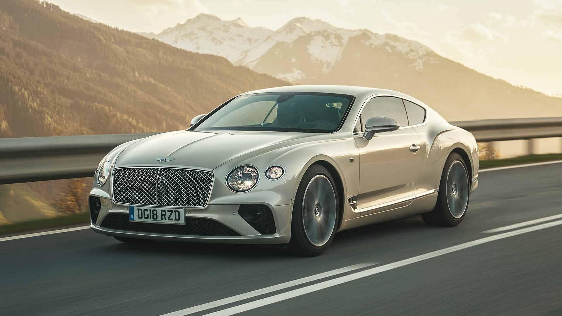 2019 Bentley Continental Gt Ilk Sürüş Gt Otomobilinin De ötesi