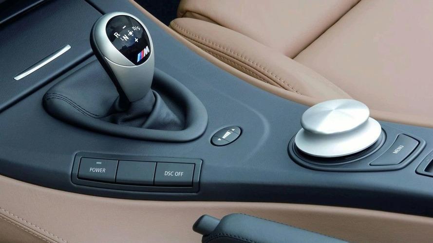 New BMW M3 Convertible M DKG transmission