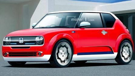 Renderings Honda Urban EV Looks Even More Adorable In Production Sheet Metal