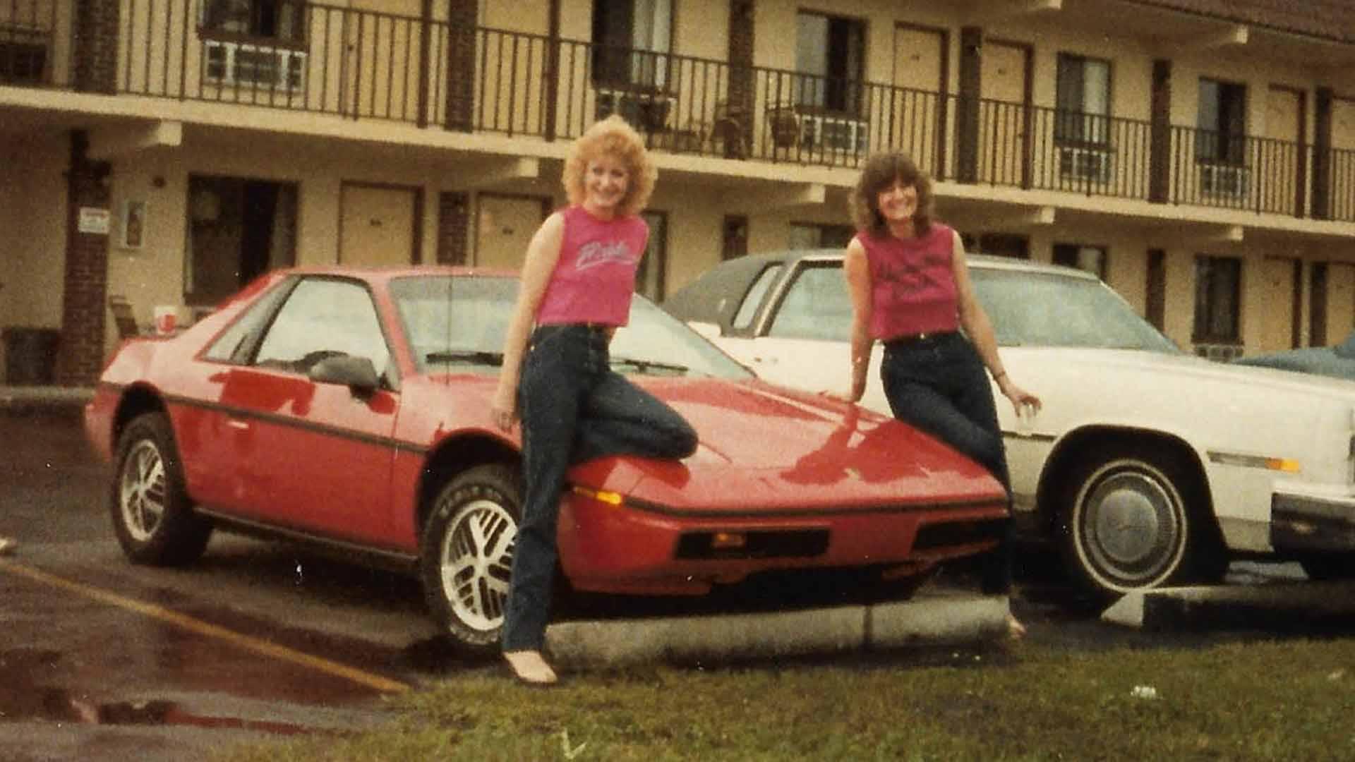 1984 Pontiac Fiero With Love From Mom