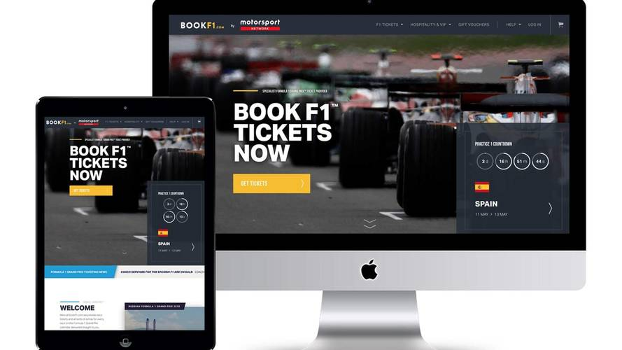 Motorsport Network Enters Global Motorsport Ticketing Market With The Acquisition Of BookF1.com