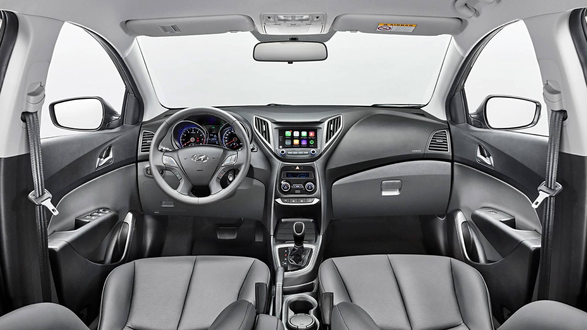 Hyundai HB20 2019 chega às lojas com novidades visuais - Veja preços dcea0d44ba