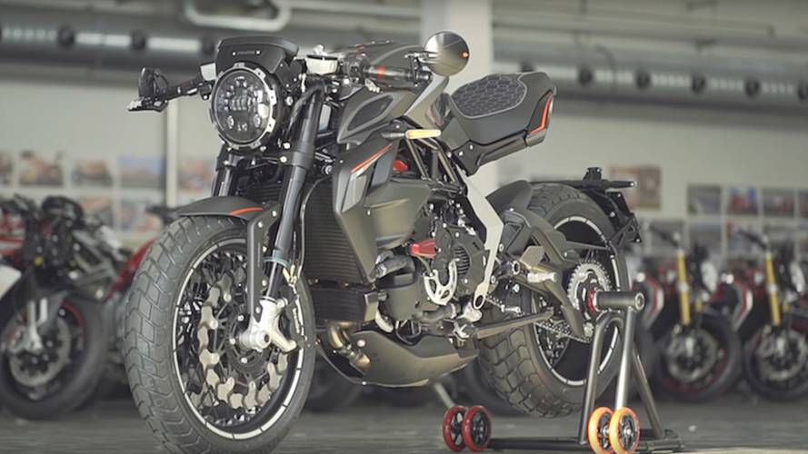MV Agusta Pulls Cover Off Scrambler-esque RVS #1