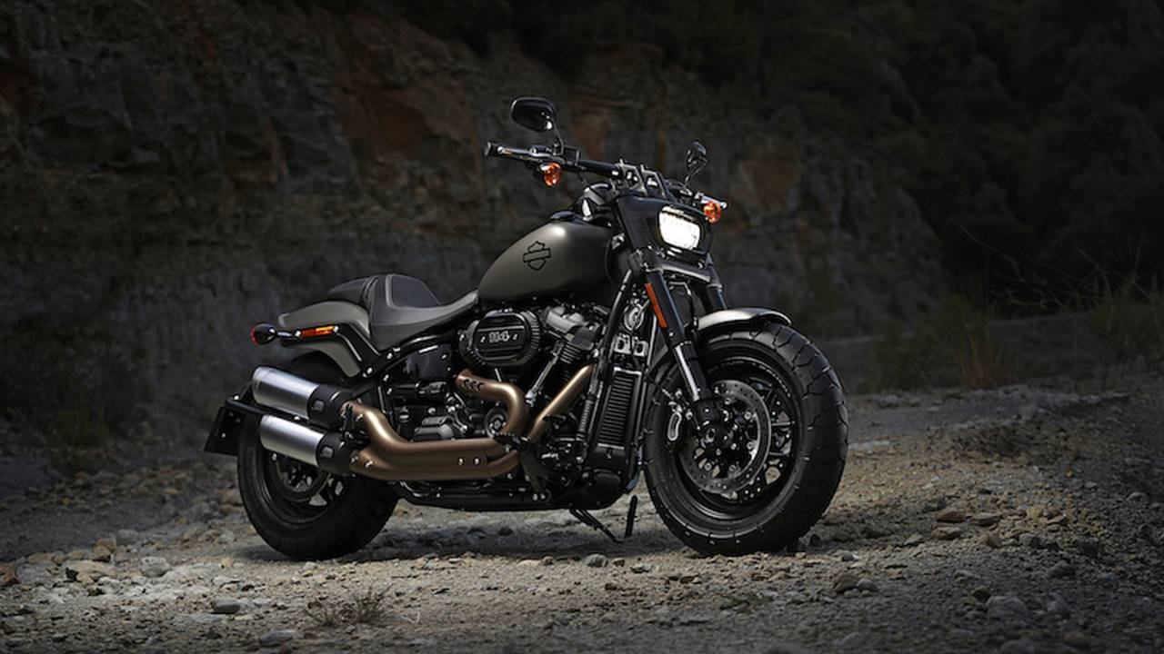 2018 Harley-Davidson Fat Bob 114 – First Ride(s)
