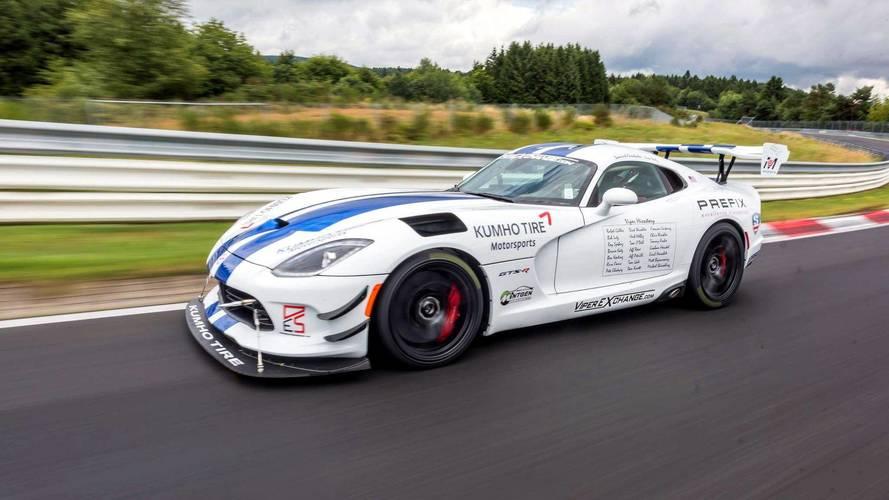 Top 10: los coches de serie más rápidos en Nürburgring