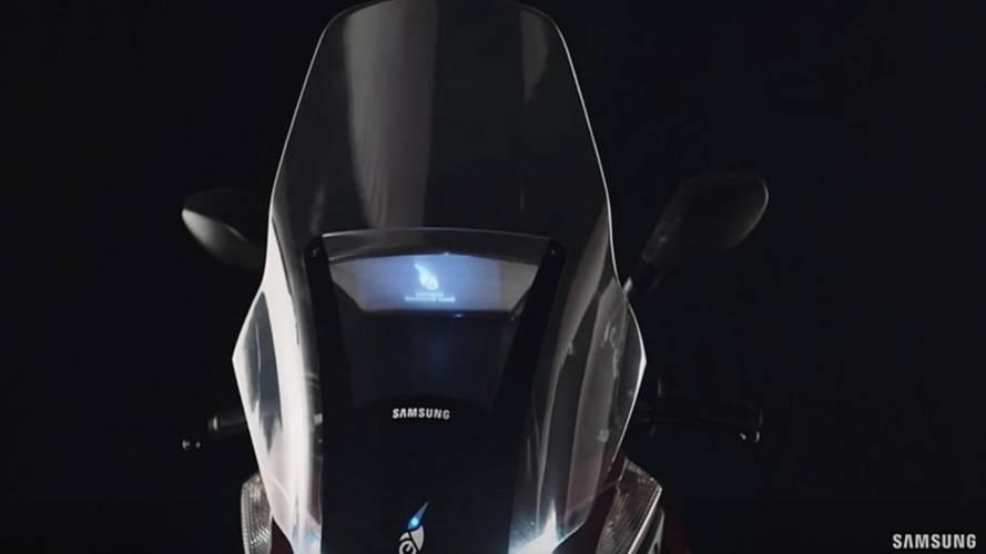 Safety Tech — Samsung's Smart Windshield Concept