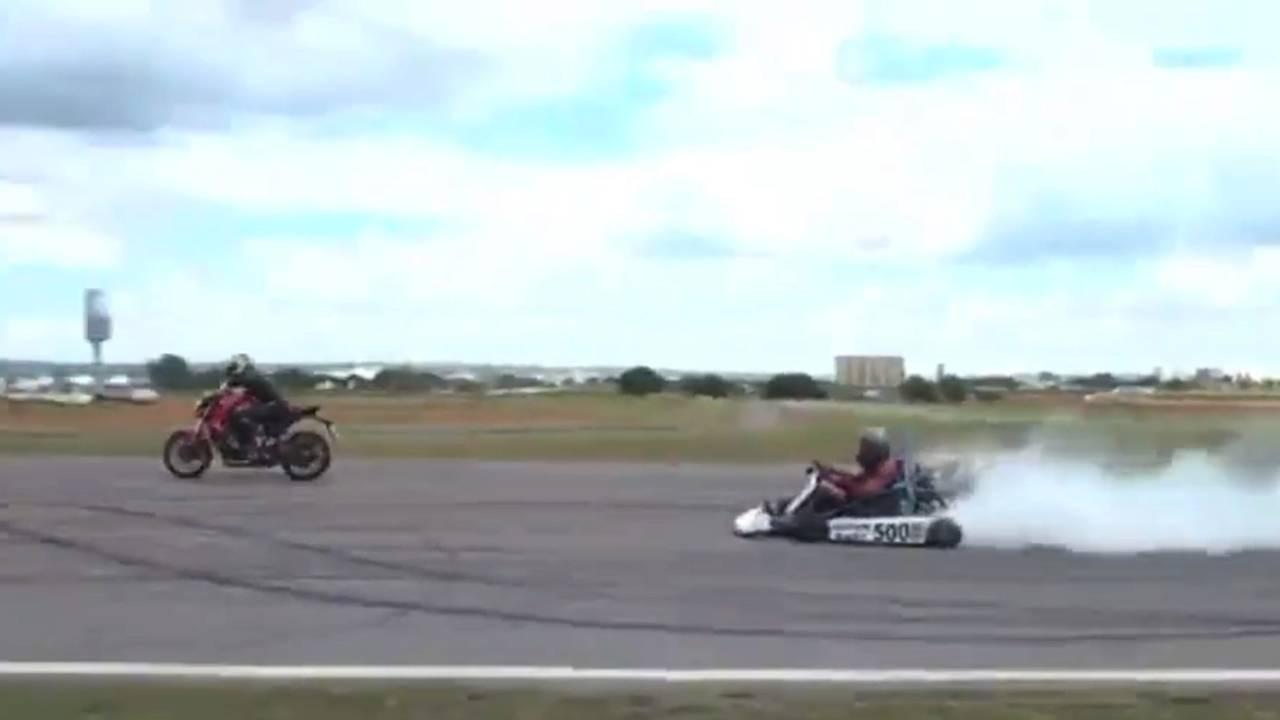 A Turbo-Charged Smoke Machine - Video