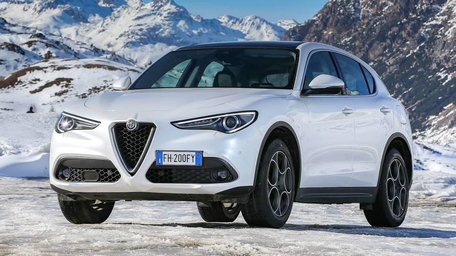 Alfa Romeo Stelivo ve Giulia reklamında tanıdık bir yüz var