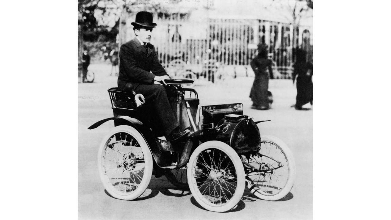 120 Jahre Renault