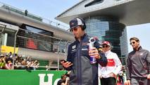 Red Bull Racing Team na China