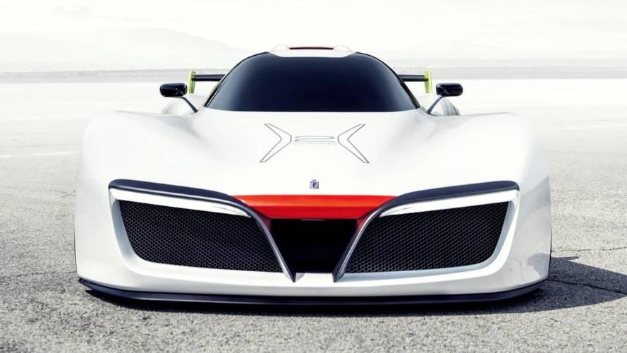 2020-ban érkezik a Pininfarina első elektromos hiperautója