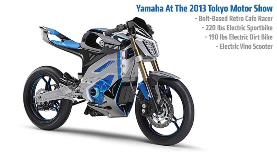 Unveiled: Yamaha 2013 Tokyo Motor Show Concepts