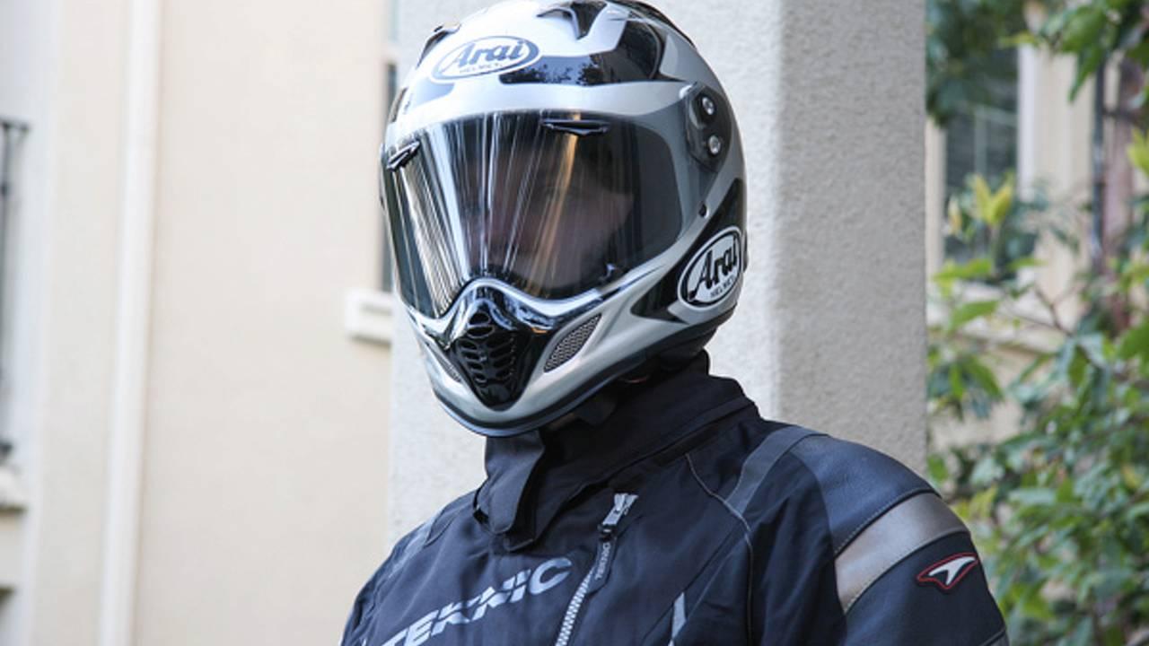 Gear: Arai XD4 helmet