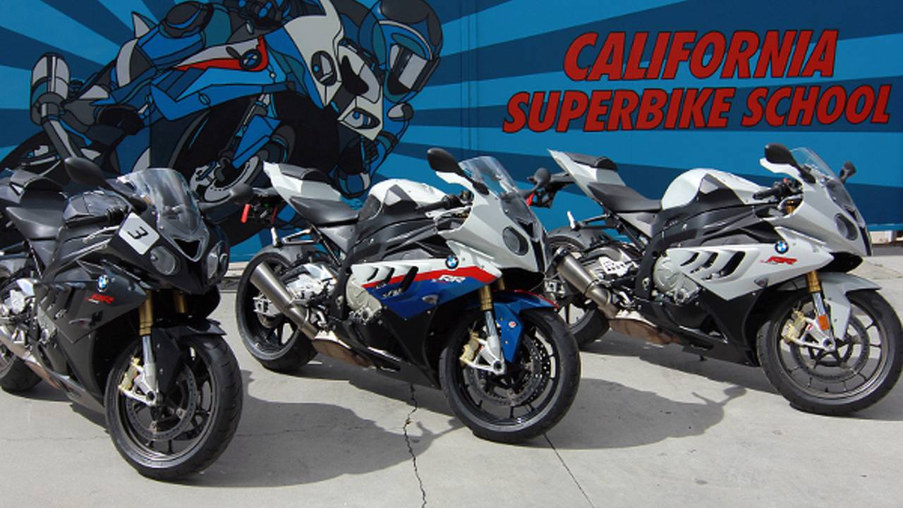 Keith Code is selling his fleet of S1000RRs