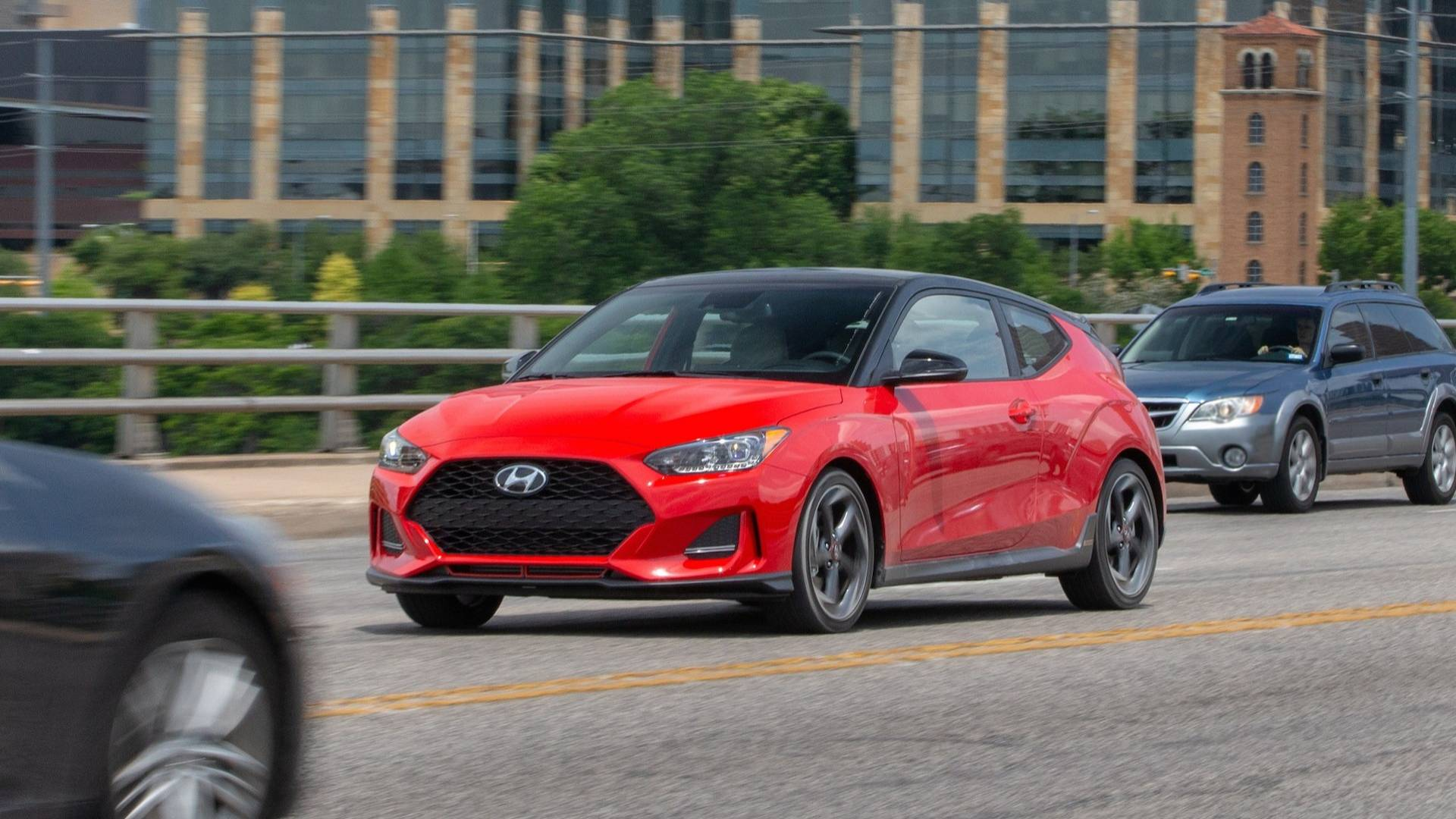 b0adf0a173ee6 2019 Hyundai Veloster First Drive  Still Funky