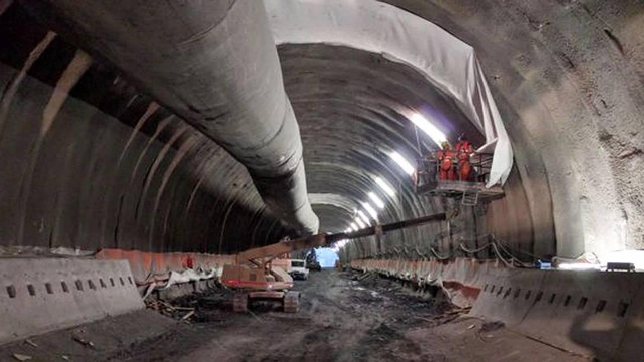 10. Potenziamento ferroviario, compreso il Terzo Valico