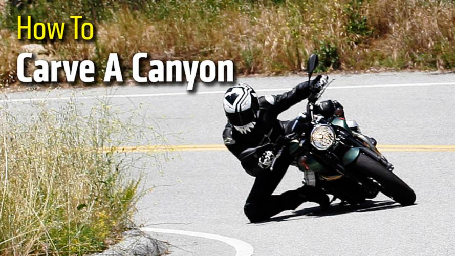 How To Carve A Canyon