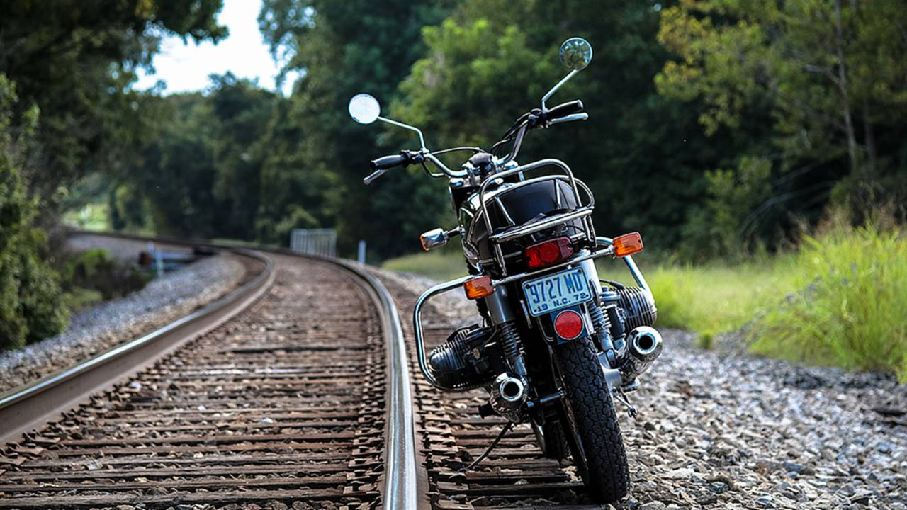The R75/5 is always ready for adventure, no matter where your paths might lead