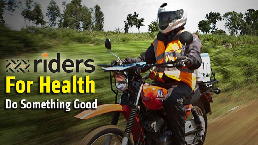 Riders For Health – Do Something Good