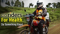 riders for health do something good
