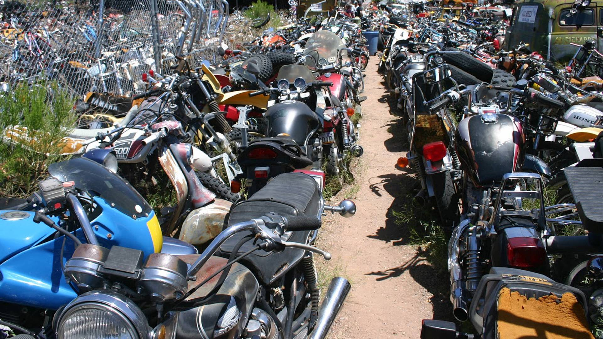 How To Prevent Your Motorcycle Being Stolen
