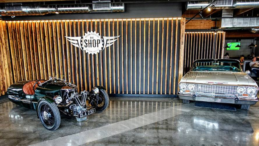 The Shop – Seattle's New Club for Gearheads