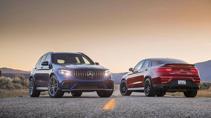 2018 Mercedes-AMG GLC 63 First Drive