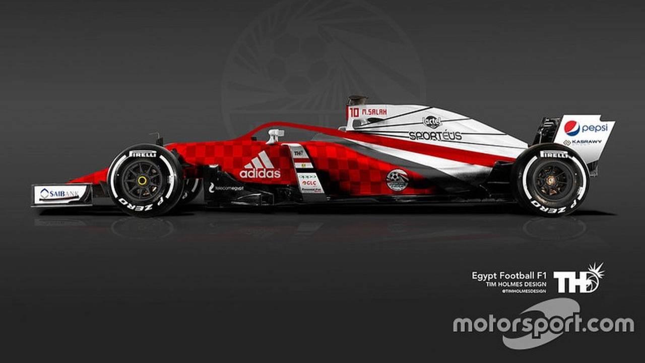 F1 Team Egito