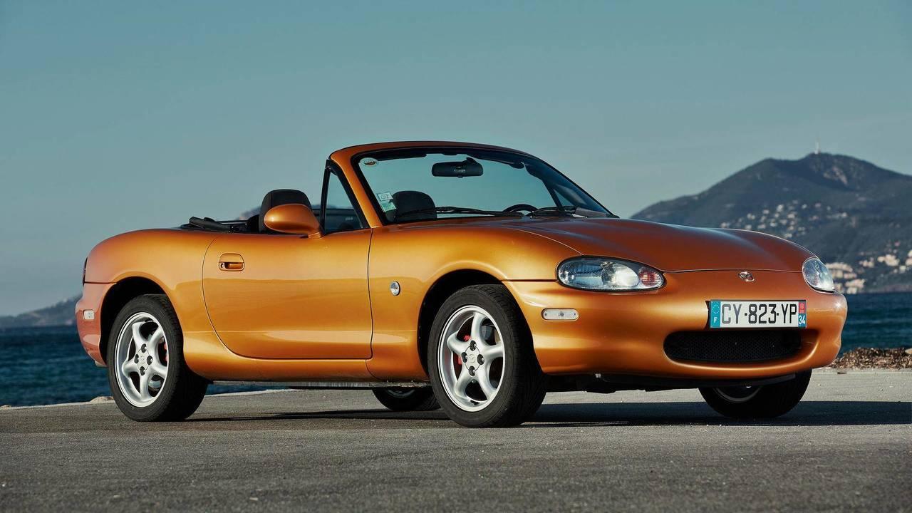 Mazda MX-5 NB (1998-2005)