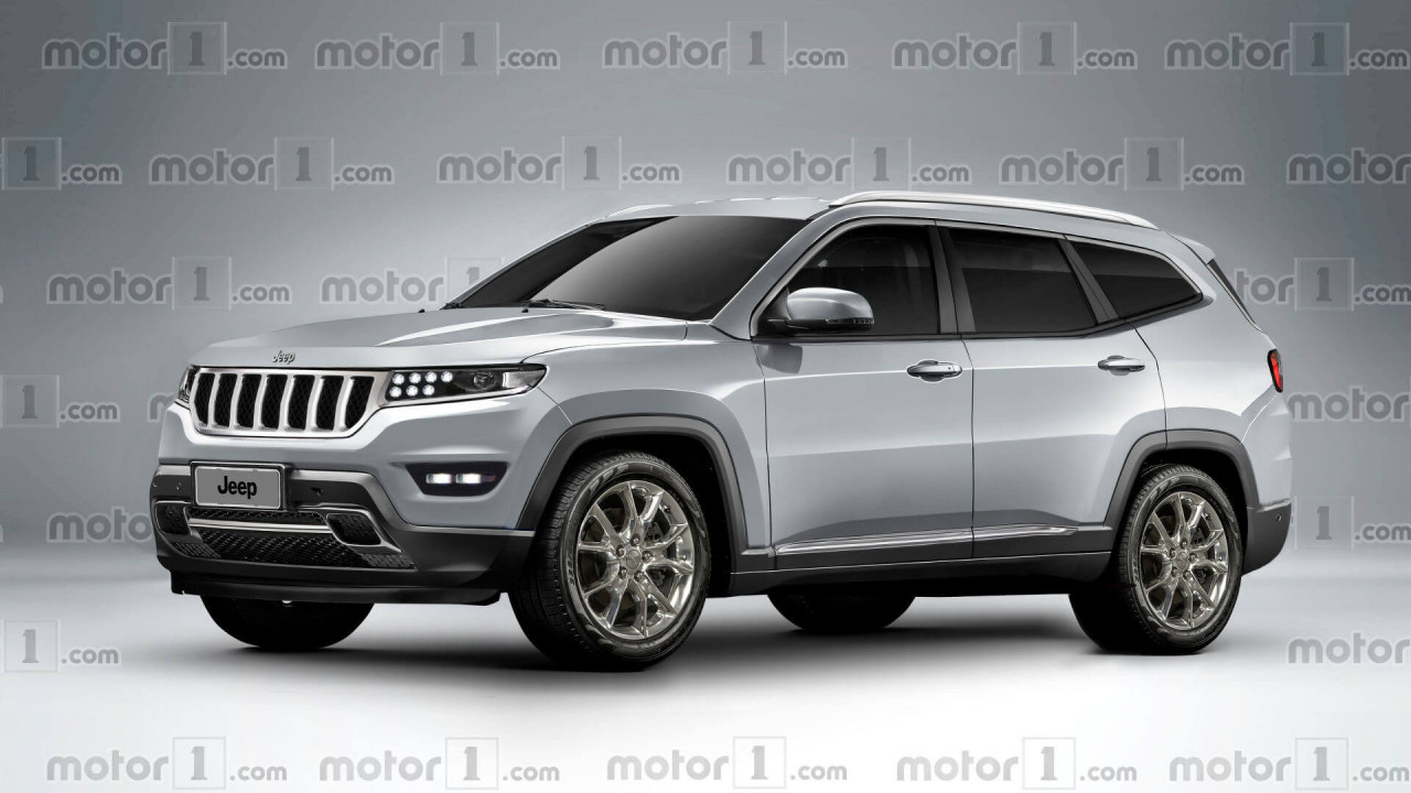 Jeep Grand Wagoneer – 2020