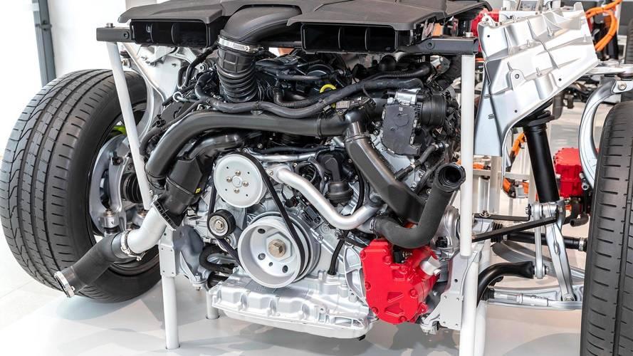2019 Porsche Cayenne E-Hybrid first drive
