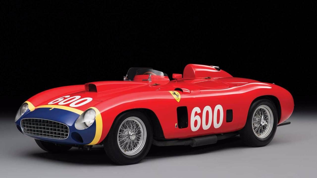 Ferrari 290 MM (1956): 24.511.732 euros