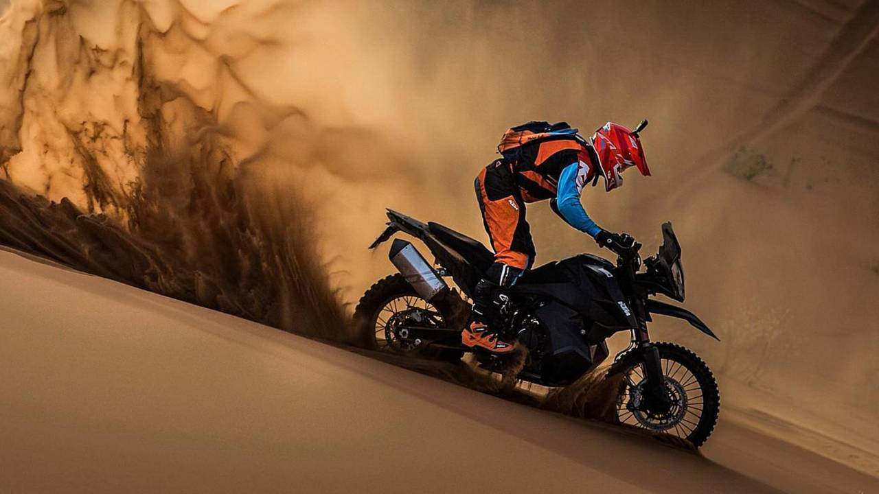 We Learn A Little More About the KTM 790