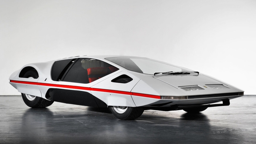 Watch Ferrari 512 Modulo Make First Closed-Cockpit Run