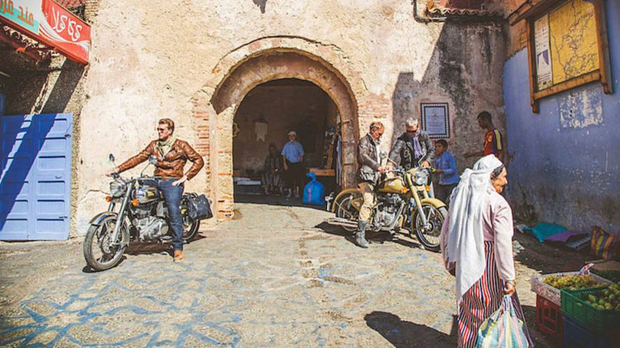 Touring Morocco with Legendary Motorcycle Adventures