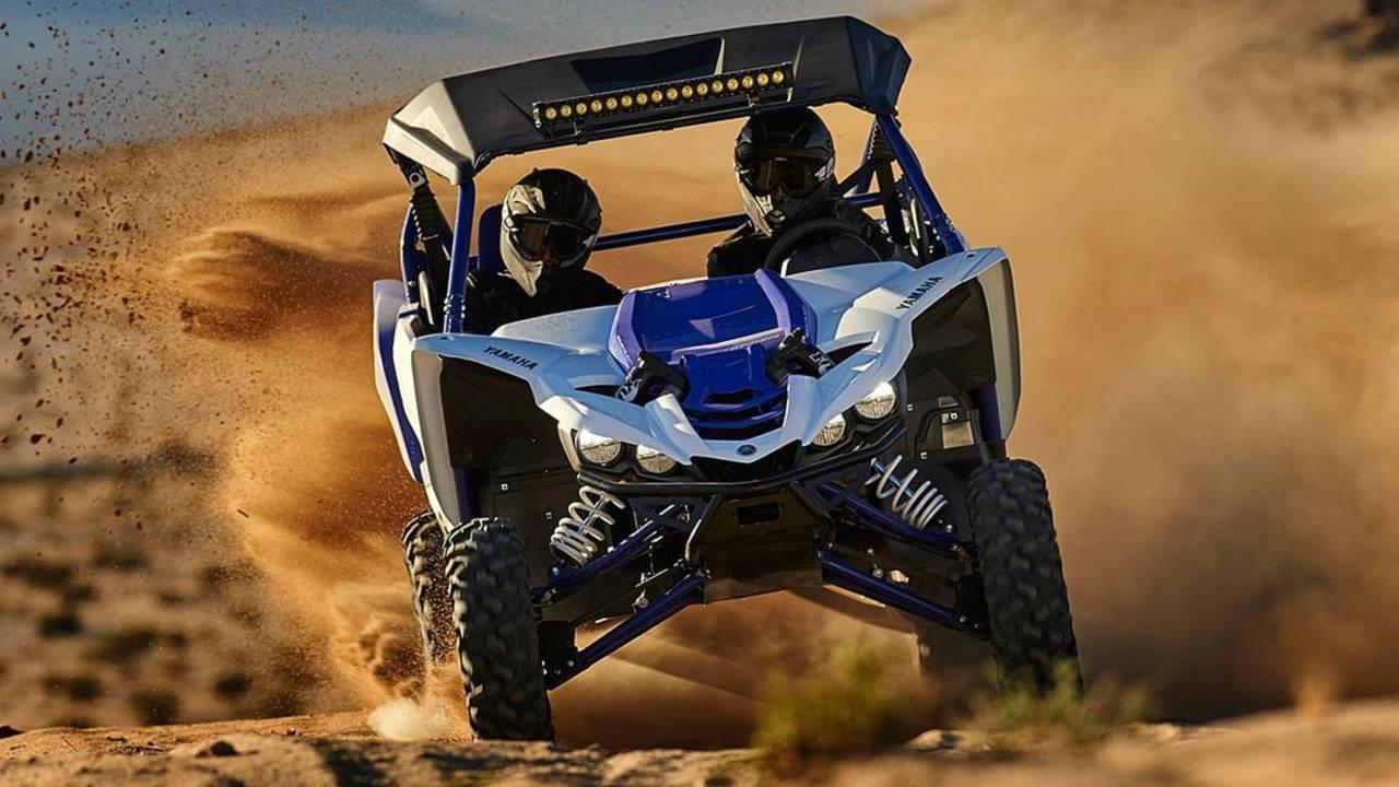 Introducing the Yamaha YXZ1000R – Yamaha's First Performance