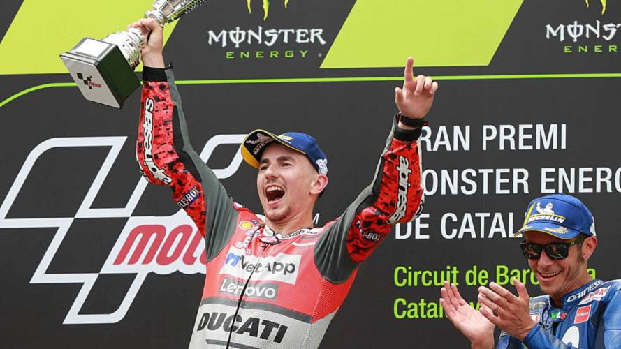 "Ducati ""Always Knew"" Lorenzo Would Start Winning"