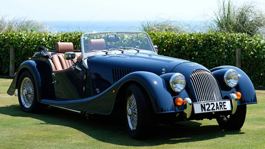 Cornwall Hotel First To Offer Morgan Hire Car