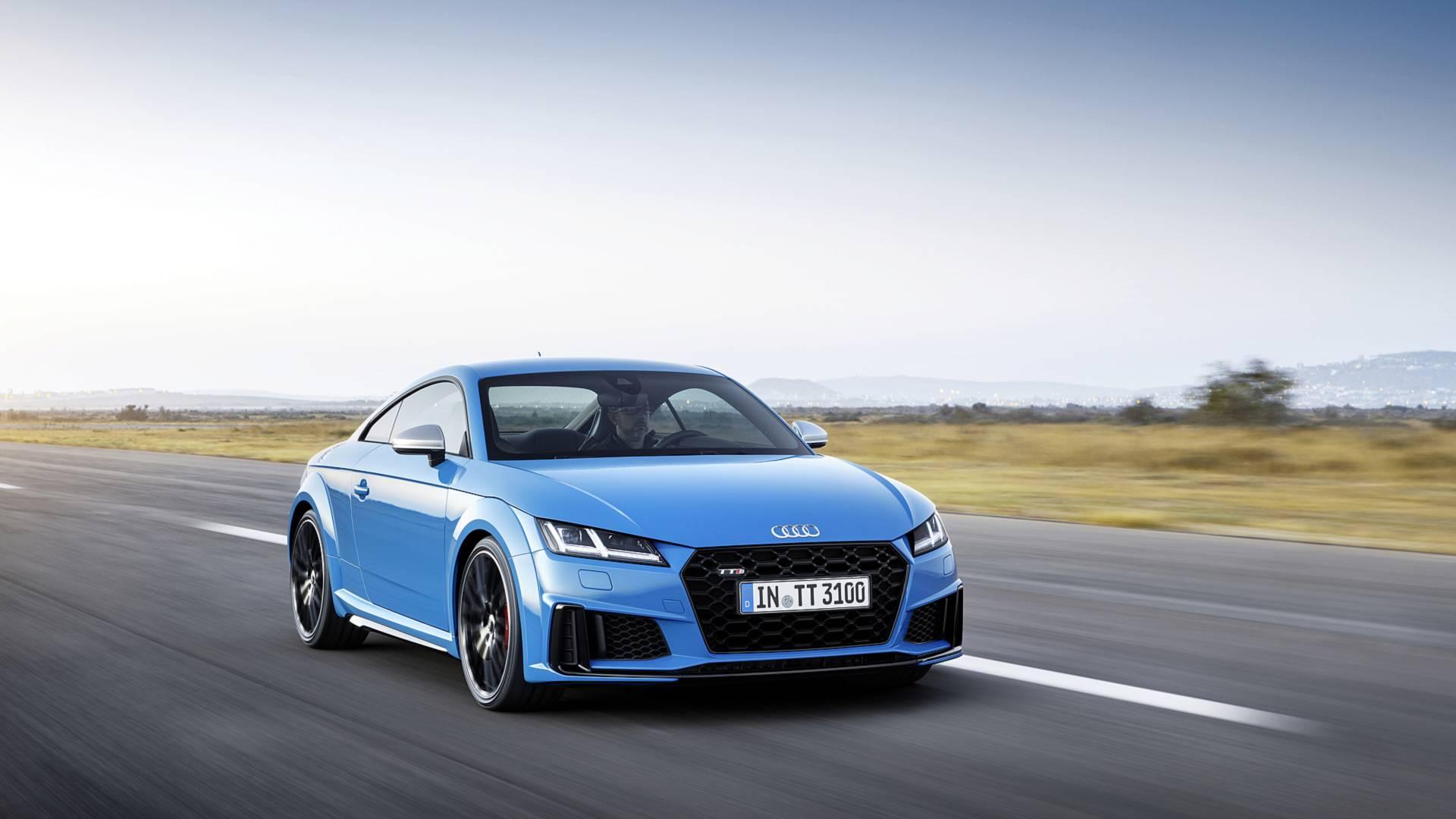 2019 Audi TT Gets More Standard Features, Refined Exterior
